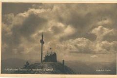 Postkarte-Wendelinkapelle-Alpiner-Kunstverlag-Huber-um-1927