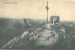 Postkarte-Wendelinkapelle-Weltpostverein-Würthle-Sohn