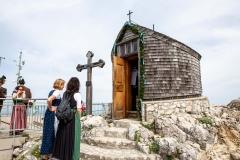 300 Jahre Wendelin-Kapelle auf dem Wendelstein, Gottesdienst 27.05.2018
